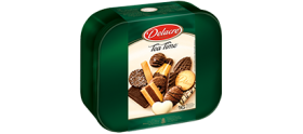 Delacre - pack - Tea Time 1kg